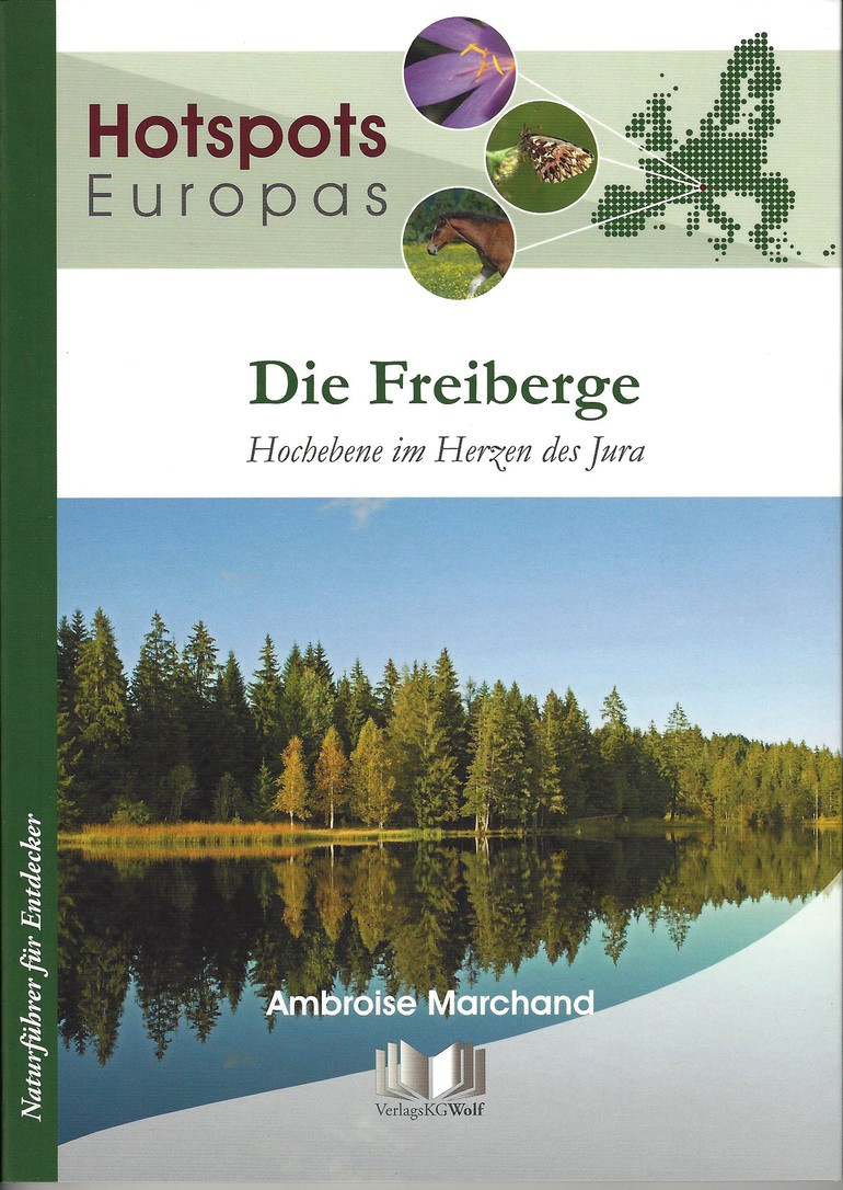 Cover Freiberge